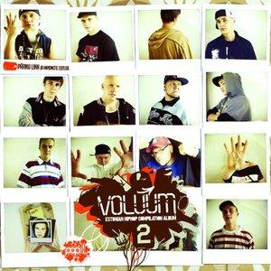 Bild för 'Volüüm: Estonian Hiphop Compilation Album, Vol. 2'
