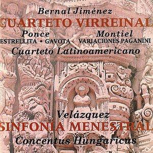 Image for 'Cuarteto Virreinal Mexicano: I Allegro'