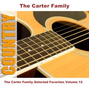 Imagen de 'The Carter Family Selected Favorites, Vol. 12'