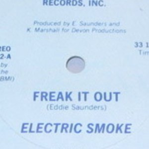 Image for 'Electric Smoke'