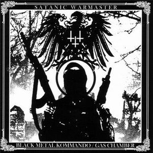 Image for 'Black Metal Kommando / Gas Chamber'