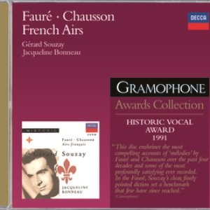 Image for 'Fauré/Chausson: French Airs'