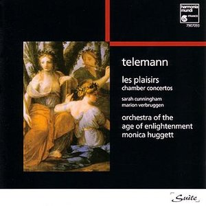 Image for 'Telemann: Suite in D major for Viola da gamba and Strings: I. Ouverture'