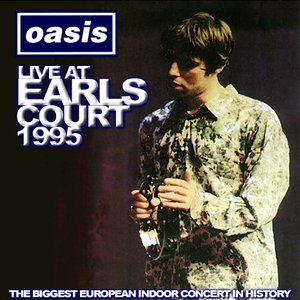 Image for 'Live at Earls Court 1995'