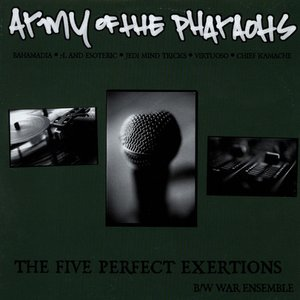 """Image for 'The Five Perfect Exertions (12"""")'"""