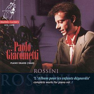 Image for 'Rossini: L'Album pour les Enfants dégourdis - Complete Works for Piano Vol. 2'