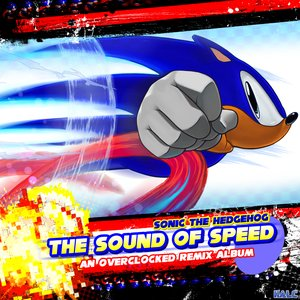 """Sonic the Hedgehog: The Sound of Speed""的封面"