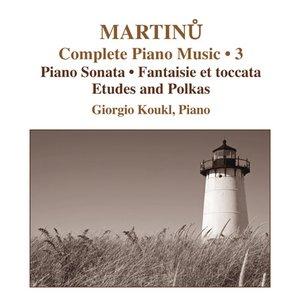 Image for 'Complete Piano Music Vol.3 (Giorgio Koukl)'
