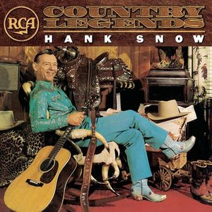 Image for 'RCA Country Legends: Hank Snow'