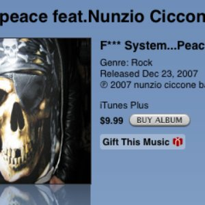 Imagem de 'F*** System...Peace&Love'