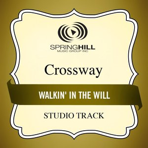 Image for 'Walkin' in the Will (Low Key Performance Track Without Background Vocals)'