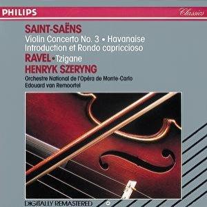 Imagem de 'Saint-Saëns/Ravel: Violin Concerto No. 3/Havanaise/Introduction et Rondo Capriccioso'