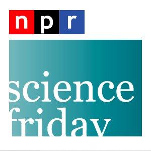 Bild för 'NPR: Science Friday Podcast'