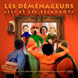 Image for 'Lili et les escargots'