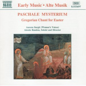 Bild für 'Paschale Mysterium: Gregorian Chant for Easter'