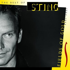 Image for 'Fields Of Gold - The Best Of Sting 1984 - 1994'