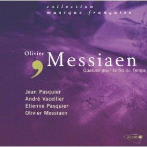 Bild für 'Messiaen: Quatuor pour la fin du Temps'