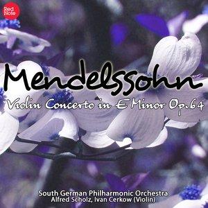 Image for 'Mendelssohn: Violin Concerto in E Minor Op.64'