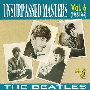 Image for 'Unsurpassed Masters, Volume 6 (1962-1969)'