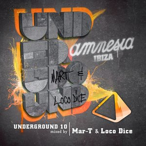 Image for 'Amnesia Ibiza Underground 10 DJ Mix'