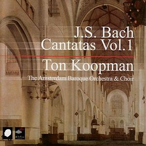 Image for 'J.S. Bach Cantatas Vol. 1'