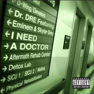 Image for 'Dr Dre Feat Eminem & Skylar Grey'