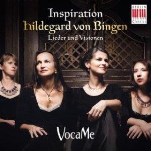 Image pour 'Inspiration (Hildegard von Bingen: Lieder und Visionen)'