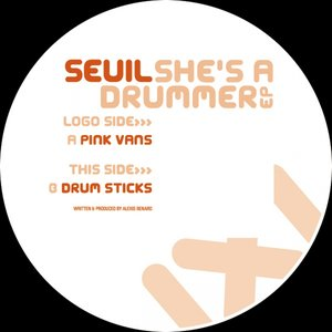 Image for 'She's a Drummer EP'