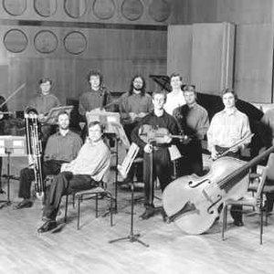 Bild för 'Ensemble Avantgarde'