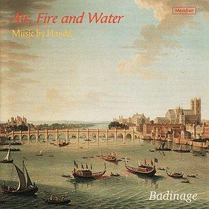 Bild für 'Handel: Air, Fire and Water'