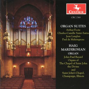 Image for 'Organ Suites'