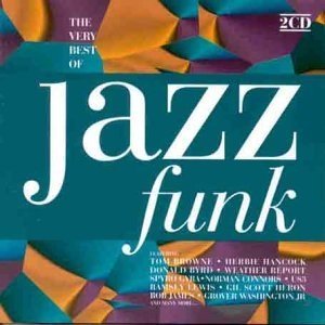 Bild för 'The Very Best Of Jazz Funk'