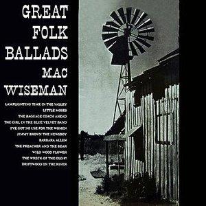 Image for 'Great Folk Ballads'