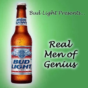 Image pour 'Bud Light Presents Real Men Of Genius'