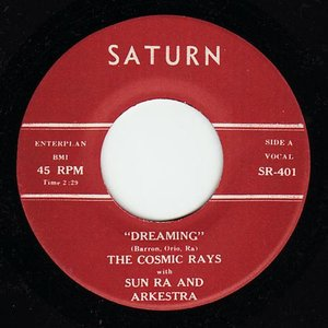 Image for 'The Cosmic Rays with Sun Ra'