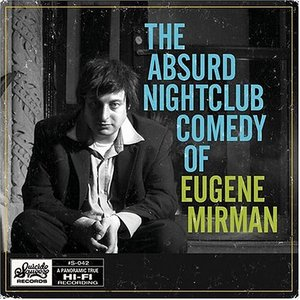 Image pour 'The Absurd Nightclub Comedy of Eugene Mirman'