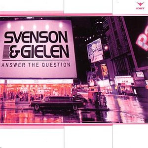 Image for 'Answer The Question'