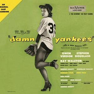 "Image for 'Whatever Lola Wants (From ""Damn Yankees"") (Remastered 1988)'"