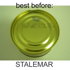 Image for 'Best Before:'