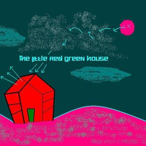 Image for 'the little red green house'