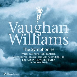 Image for 'Vaughan Williams : Symphonies Nos 1 - 9 & Orchestral Works'