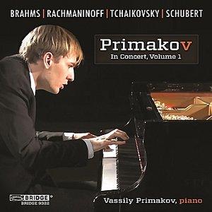 Image pour 'Vassily Primakov in Concert, Vol. 1'