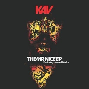 Image for 'KAV - MR NICE EP Featuring Howard Marks'