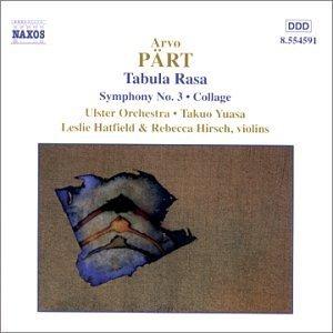 Image pour 'Tabula Rasa - Symphony No. 3 - Collage'