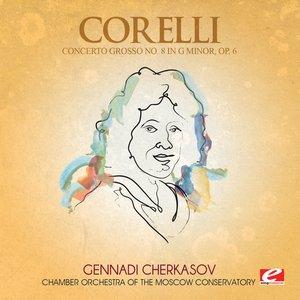 Immagine per 'Corelli: Concerto Grosso No. 8 in G Minor, Op. 6 (Digitally Remastered)'
