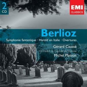 Image for 'Berlioz: Symphonie Fantastique & Harold in Italy'