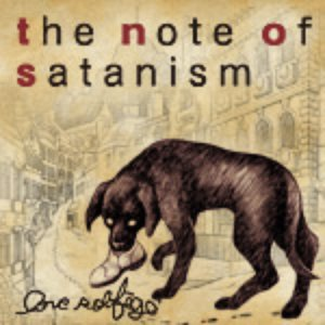 Bild för 'the note of satanism'