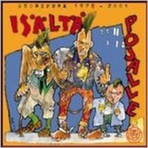 Image for 'Isältä pojalle: Suomipunk 1978-2001 (disc 1)'