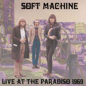 Bild för 'Live at the Paradiso'