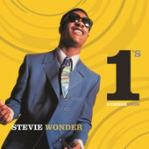Image for 'Number 1's: Stevie Wonder'